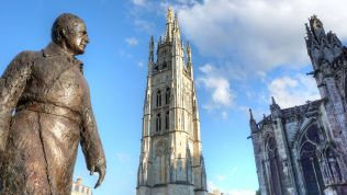 Bordeaux:  Tour Pey-Berland