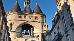 Bordeaux:  Grosse cloche de Bordeaux